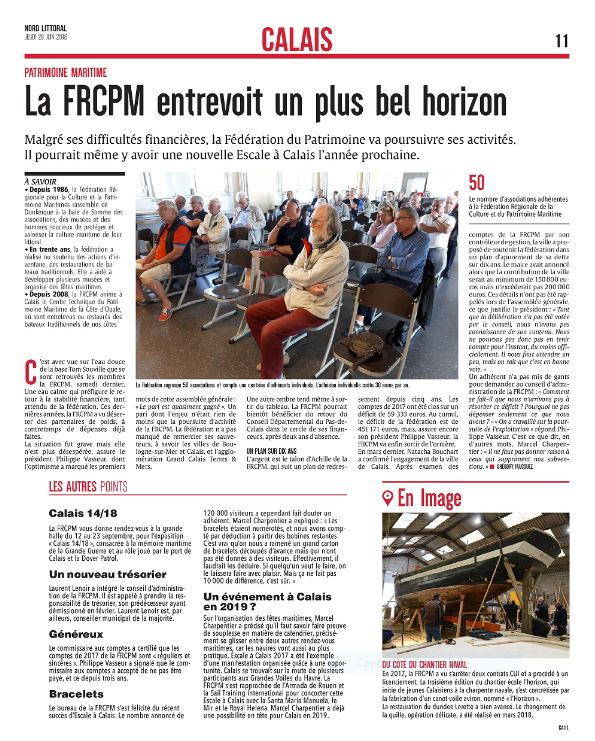 Article Nord Littoral 28 06 2018
