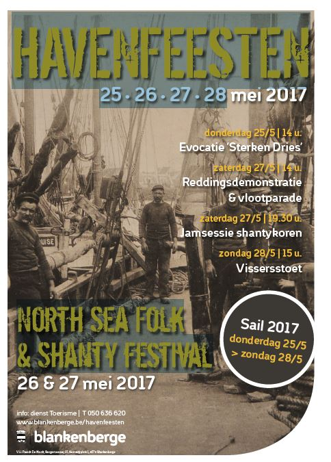 Affiche Havenfeesten 2018
