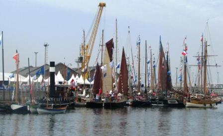 Port de Calais 2008 - photo M BROUSSART