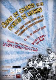 Stage Chants et contes marins - OPCI